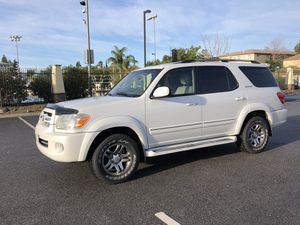 """2006 TOYOTA SEQUOIA LIMITED"""""""""""" VERY CLEAN """""""" for Sale in Los Angeles, CA"""