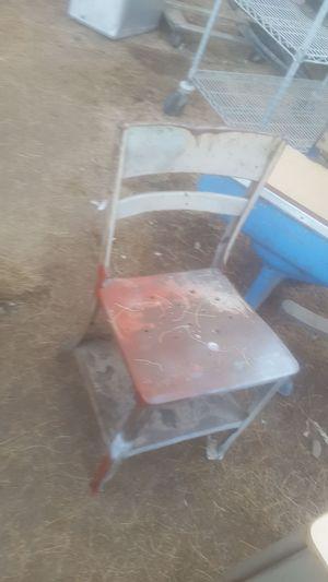 Antique school chair for Sale in Phoenix, AZ