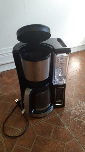 Ninja coffee maker for Sale in Lynchburg, VA