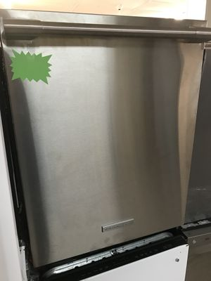 🦃$39 Down🦃 Stainless Steel Electrolux Icon Dishwasher for Sale in Houston, TX