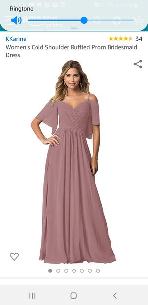 Prom plus size 16 dress for Sale in Moreno Valley, CA