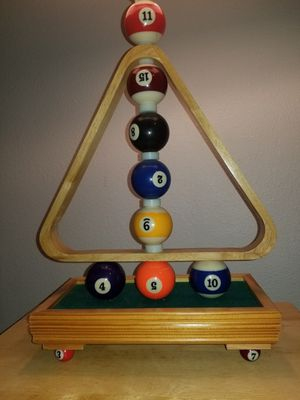 Pool table decorative lamp for Sale in Cypress Gardens, FL