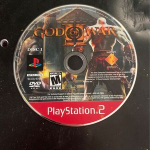 God Of war PS2 for Sale in Pompano Beach, FL