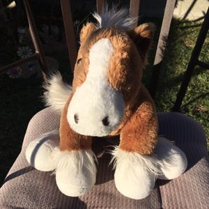horse plush build a bear for Sale in Whittier, CA