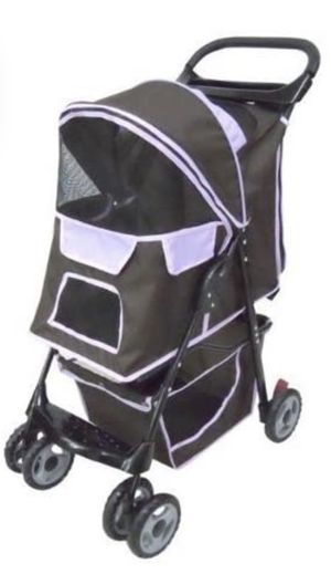 Brand new ! Amoroso Dog Stroller up to 30lb. for Sale in Pasadena, CA