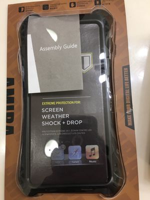 Screen weather shock +drop and dog training collar for Sale in Laurel, MD