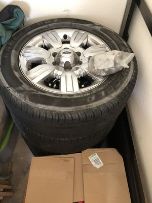 Rims and Tires for Sale in Houston, TX