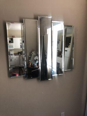 Mirror wall decor for Sale in Wildomar, CA