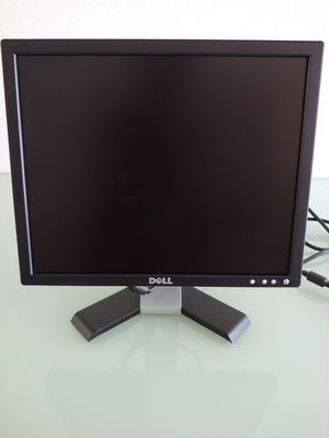 Dell flat screen monitor (17 inch) for Sale in Los Angeles, CA