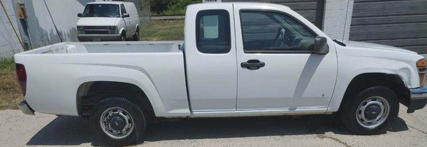 2006 Chevy Colorado extended