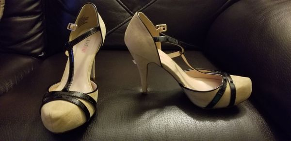 Just Fab heels size 9