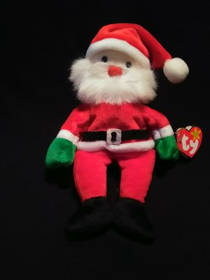 Mint Condition Ty Beanie Babies Santa Birthday December 6, 1998 for Sale in Gresham, OR