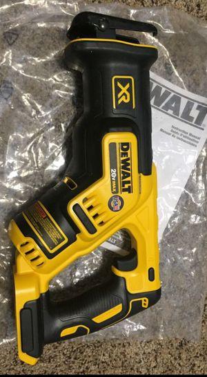 Dewalt Sawzall Brushless XR 20V for Sale in Norwalk, CA