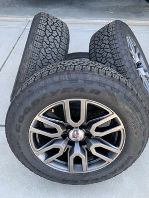 """WHEELS AND TIRES 20"""" for Sale in Lawrenceville, GA"""