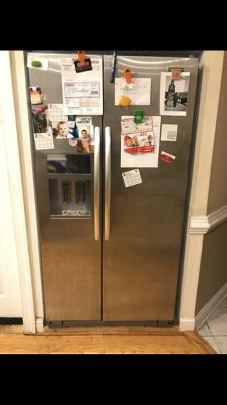 Kitchenaid refrigerator stainless steel