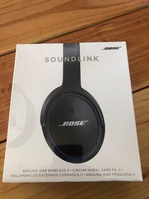 Bose Soundlink II Around the Ear Wireless Headphones for Sale in Scottsdale, AZ