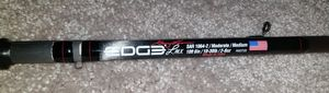 """Edge Black Widow 10'6"""" casting rod. Fishing for Sale in Vancouver, WA"""