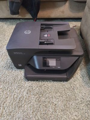 Hp office jet printer for Sale in Fresno, CA
