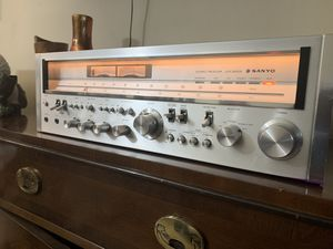 SANYO JCX-2600K RECEIVER for Sale in Everett, WA