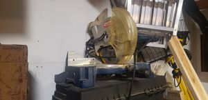 "10"" Ryobi chop saw for Sale in Lewisville, TX"