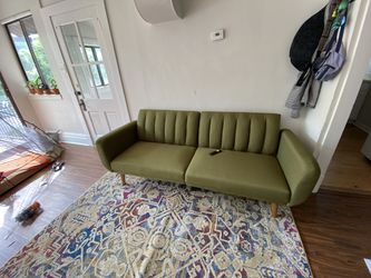 Futon couch for Sale in Winthrop,  MA