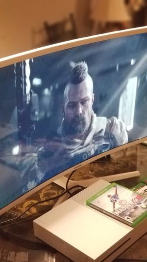 32 inch samsung curved gaming computer monitor for Sale in Midlothian, VA