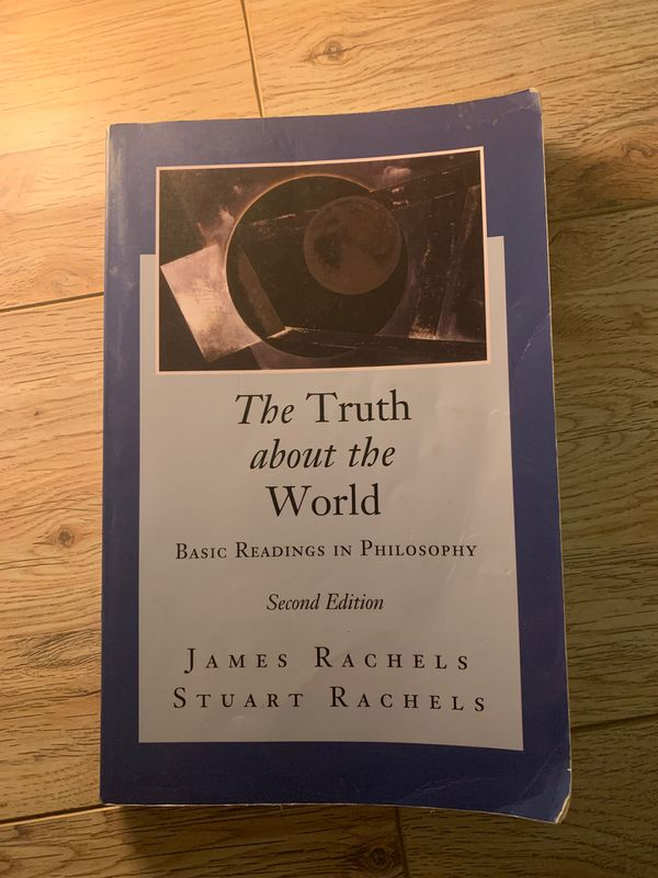 The Truth About the World: Second Edition by James Rachel's and Stuart Rachel's