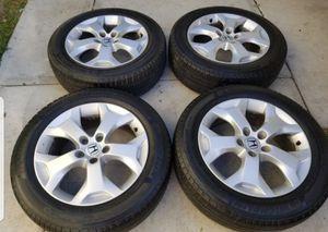 Honda rims, wheels, got cr-v, hr-v, pilot, some odysseys, etc 5x114.3 for Sale in Riverside, CA