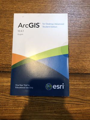 ArcGIS software for Sale in Mashpee, MA