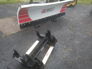 Blizzard complete plow for Sale in Grand Island, NY