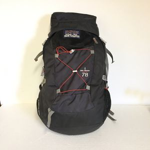 "Jansport Backpack Camping Hiking Travel Bag Rucksack Pack ""Big Bear 78"" for Sale in Arcadia, CA"