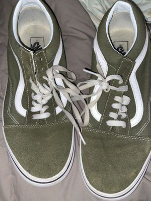 Men's Size 9.5 / Women's size 11 Vans for Sale in Middletown, MD