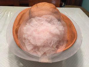 Wide Brim Straw Hat for Sale in Winter Haven, FL