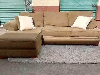 Ashley's Furniture L-Shape Sofa for Sale in San Leandro,  CA