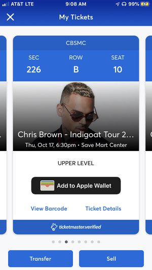 Chris Brown for Sale in Madera, CA