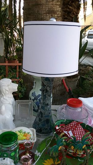 Nightstand lamp for Sale in Tracy, CA