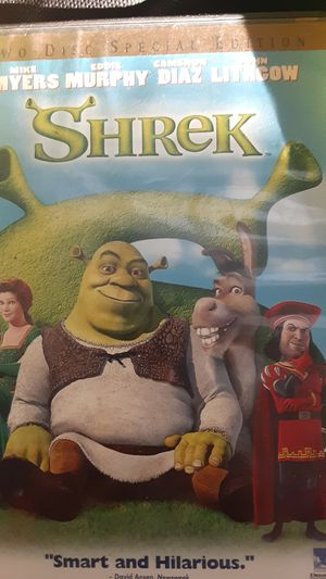 Shrek 1 for Sale in Fontana, CA
