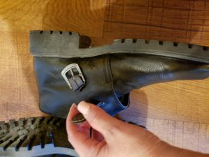 Aldo leather mens boots size 10 for Sale in Stonecrest, GA