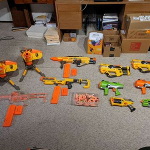 Nerf Gun Arsenal Starter Pack for Sale in Bothell, WA