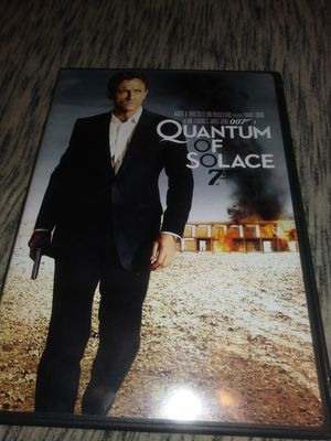 007 Quantum Of Solace dvd for Sale in Kansas City, MO