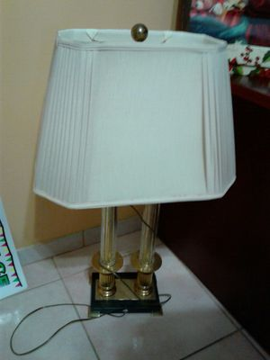 lamp like new for Sale in Fort Lauderdale, FL