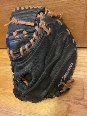 Mizuno lefty youth catchers mitt glove for Sale in Chicago, IL
