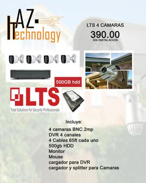 LTS security cameras for Sale in Phoenix, AZ