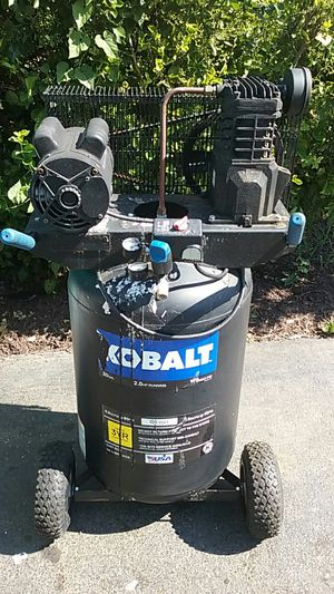 Kobalt 30 gal air compressor for Sale in Morningside, MD