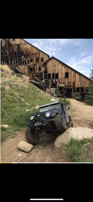 1997 Jeep Wrangler Tj for Sale in Littleton, CO