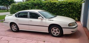 Chevy Impala ls 2001 v6 for Sale in Miami, FL