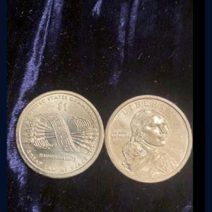 2010-P & D Sacajawea Golden Dollars for Sale in Gilbert, AZ