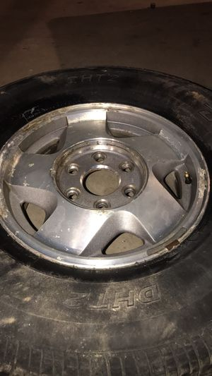 Chevy wheels for Sale in West Mifflin, PA