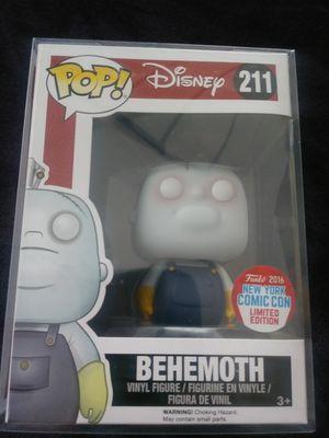 Funko Behemoth #211 (NY CC LE) Pop for Sale in Meriden, CT