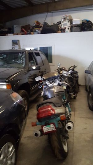 All motorcycles not running for Sale in Richmond, CA